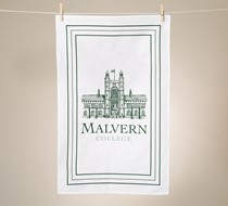 Malvern College Tea Towel