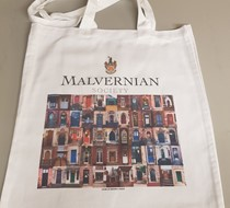 Malvern College Doors Tote bag